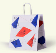 Twisted Paper Handle Bag(7)